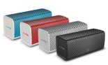 JLab Poppin Portable Wireless Bluetooth Speaker with Mic and Controls