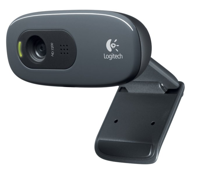 Logitech C270 HD Webcam with 720p Widescreen Video Calling and Recording-sale-BestBuy-01