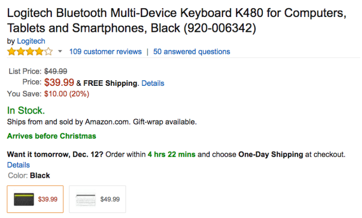 logitech-k480-amazon-deal