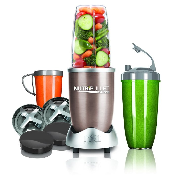 Magic Bullet NutriBullet Pro 900 Series Blender:Mixer System-sale-01
