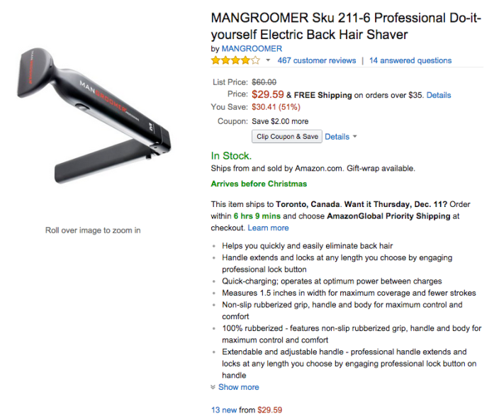MANGROOMER Professional Do-it-yourself Electric Back Hair Shaver-211-6-sale-02