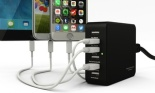 MOTA 6-Port High-Speed USB Desktop and Wall Charger