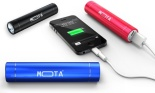 Mota Smartphone Battery Stick with Optional Accessory Bundle