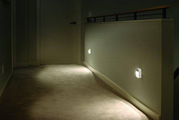 Mr Beams Battery Powered Motion Sensing LED Nightlight in White-6-Pack-MB726-sale