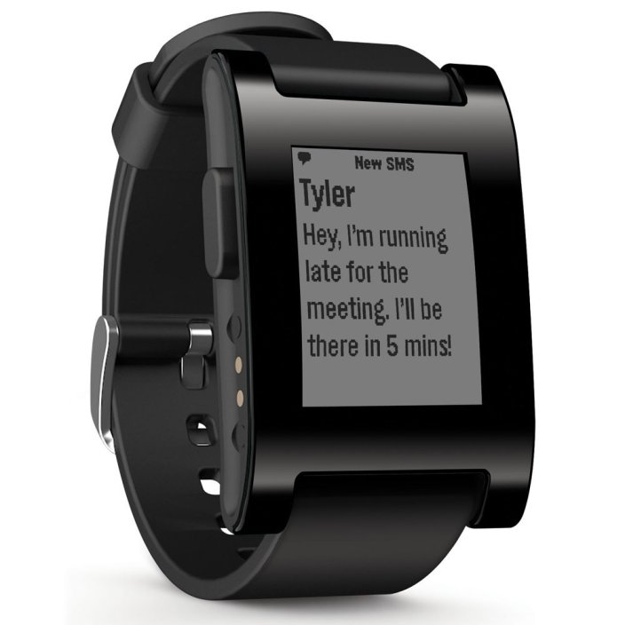 Pebble Smart Watch for iOS/Android: $80 shipped (Reg. $100)