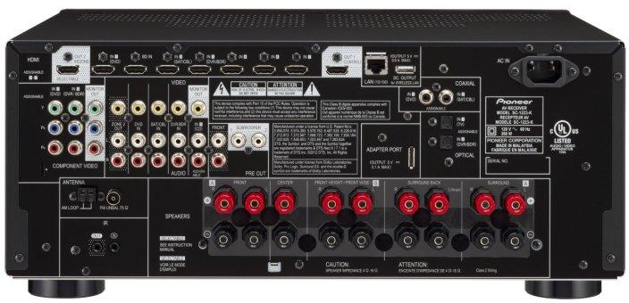 Pioneer SC-1223-K discount-sale