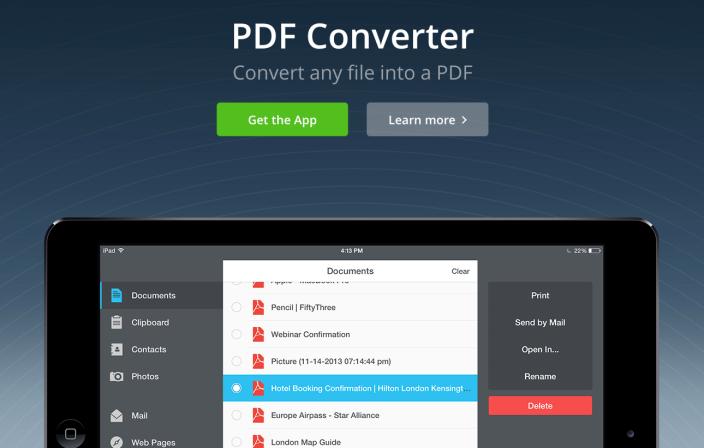 Readdle PDF