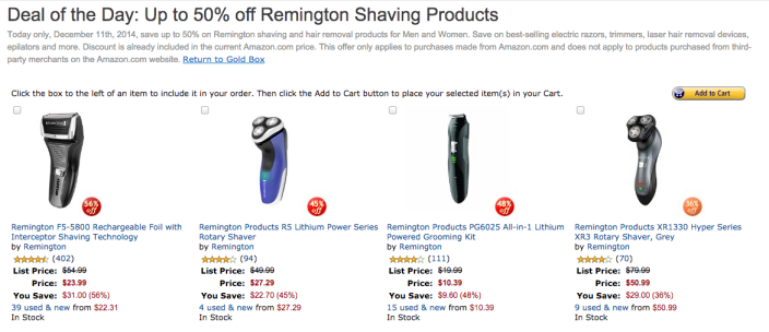 Remington F5-5800 Rechargeable Foil with Interceptor Shaving Technology-sale-04