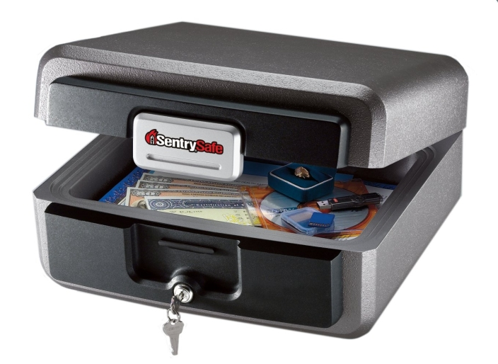SentrySafe The FIRE-SAFE Waterproof Chest-sale-01