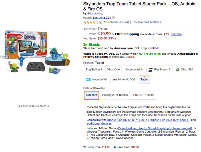Skylanders Trap Team Tablet Starter Pack for iOS-sale-01