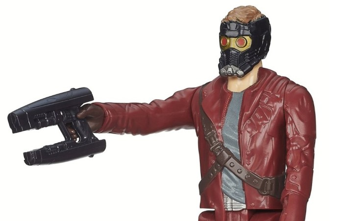 Star Lord Gurardians of the Galaxy