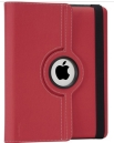 Targus THZ17102US Versavu Rotating Keyboard Case and Stand for iPad (2nd, 3rd, & 4th Generation) - Red