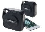 TDK A12 TREK Micro Rugged & Weatherized Bluetooth Portable Mini Wireless Outdoor Speaker with TWS (2 Pack, non-NFC model)