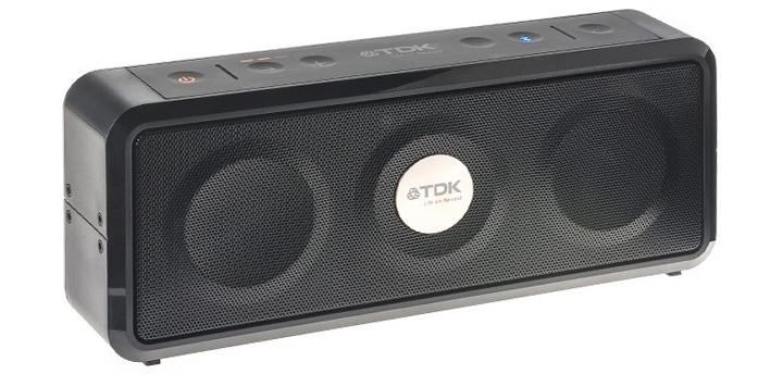TDK A33 Bluetooth Weatherproof Speaker