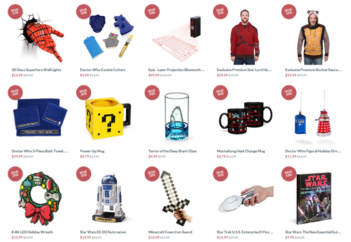 think-geek-cyber-week-sale