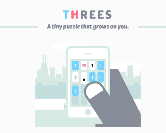 Threes!-sale-iOS