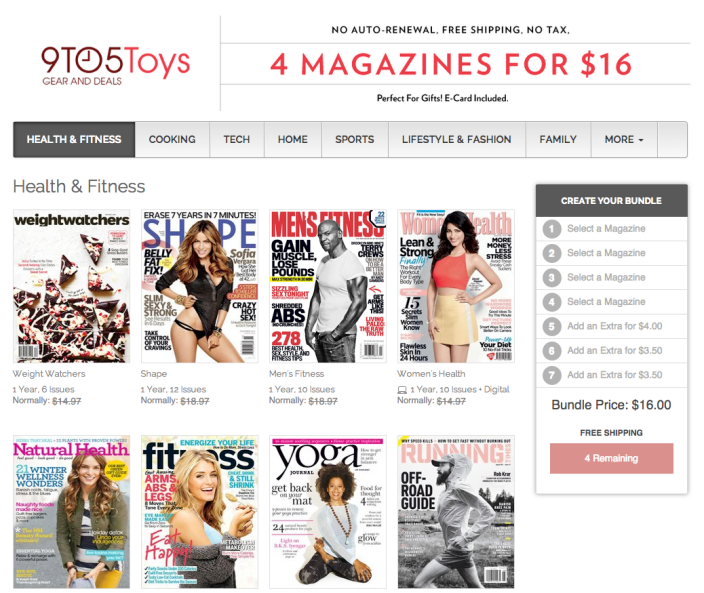 Toys-DiscountMags-mag bundle-sale-01