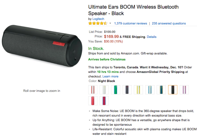 Ultimate Ears BOOM Wireless Bluetooth Speaker-sale-03