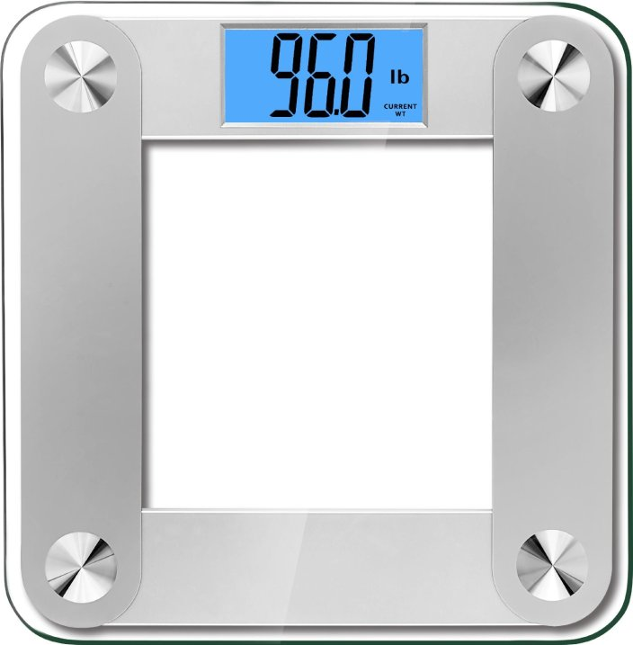 BalanceFrom High Accuracy Plus Digital Bathroom Scale-sale-01