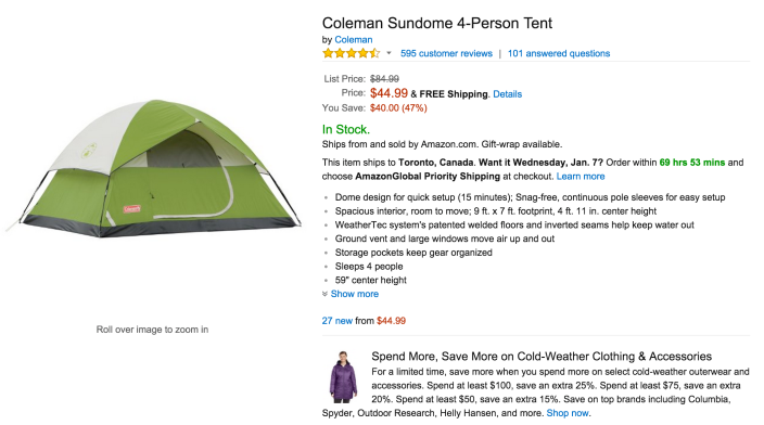 Coleman Sundome 4-Person Tent-sale-03