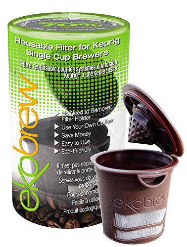 Ekobrew Cup Refillable Cup for Keurig K-cup Brewers-sale-01