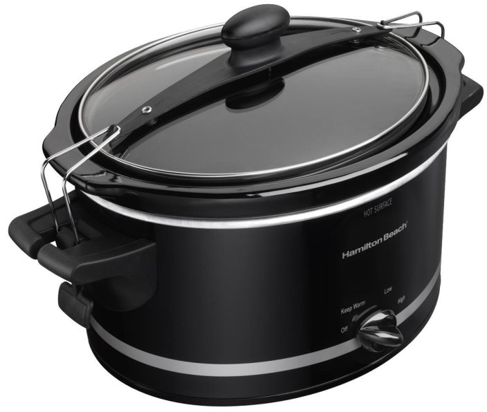 Hamilton Beach 33245 Stay or Go Slow Cooker, 4-Quart-sale-01