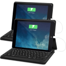 Justin Tablet Case with Bluetooth Keyboard