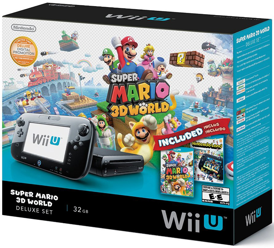 Gaming For Couples The Best Wii U Bundle Games Demos And