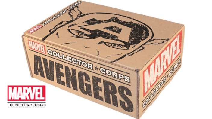 Marvel collectable corps collectors