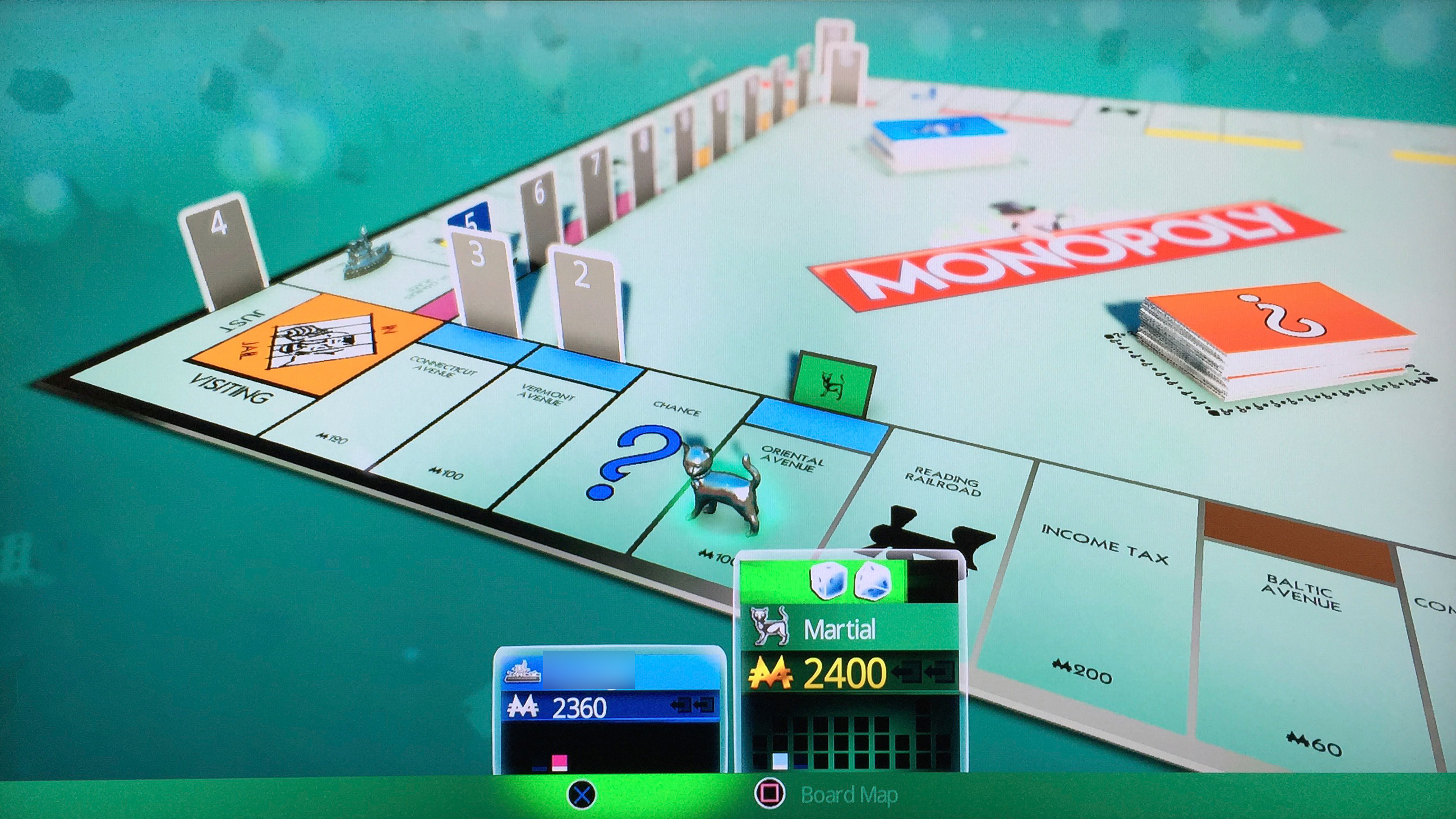 Monopoly Worms