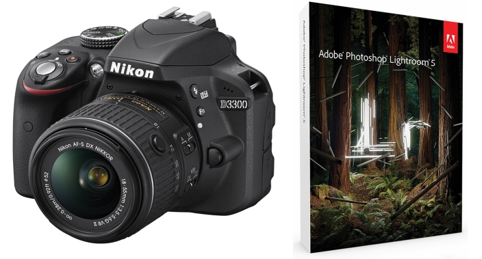 nikon-d3300-adobe-lightroom-5-deal