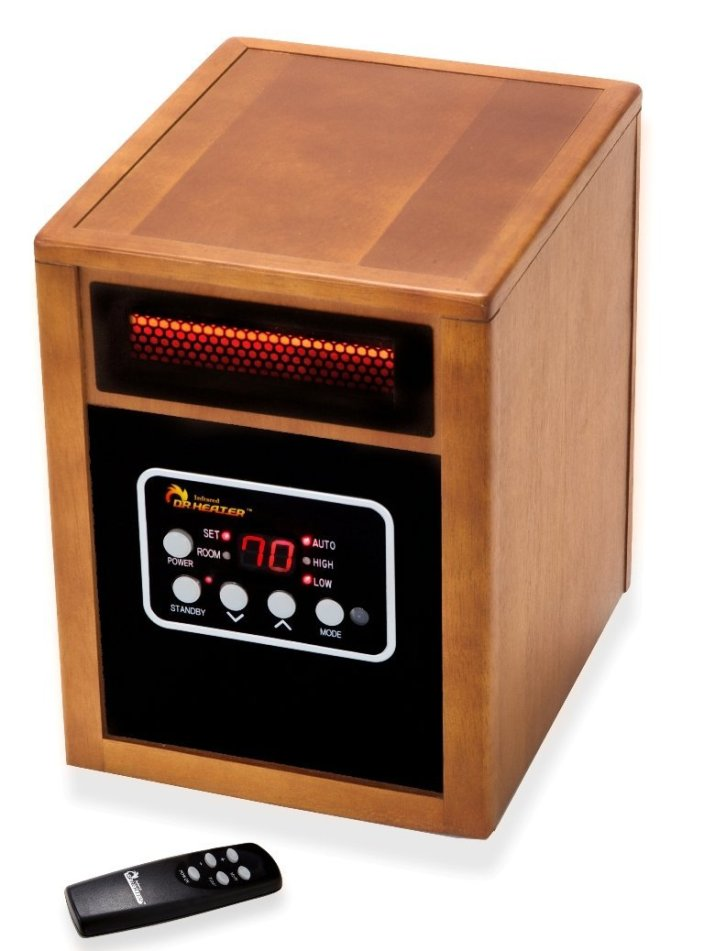 1500-Watt Dr Infrared Heater Portable Space Heater-sale-01