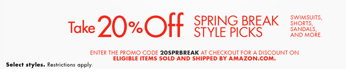 amazon-spring-break-sale