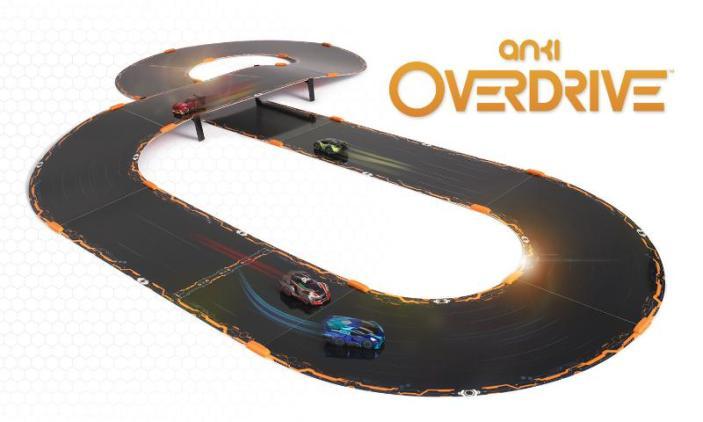 Anki OVERDRIVE Track Cars