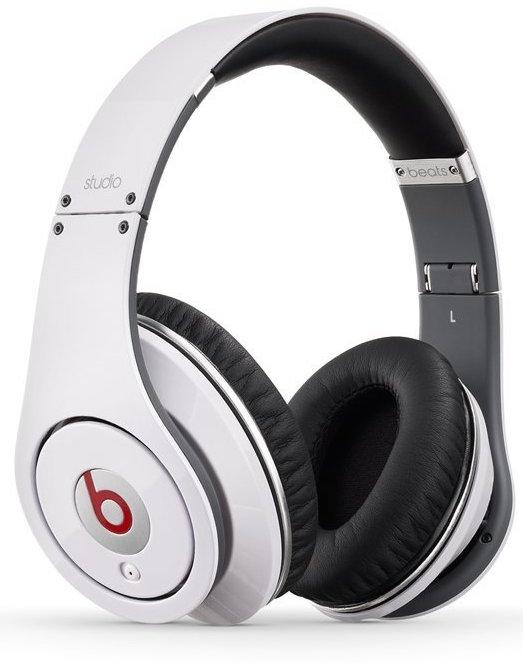 beats by dre white origina;