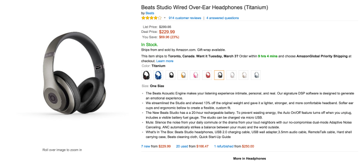 Beats Studio Wired Over-Ear Headphones-sale-04