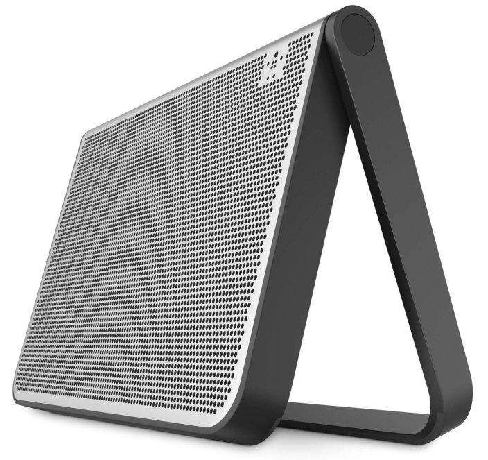 Belkin FUSIVE Slim Portable Bluetooth Speaker, Wireless in black:silver (B003PL0AME:G2A1000bkBLK)-sale-01