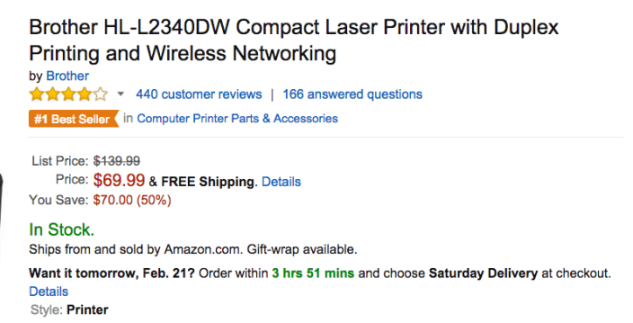brother-amazon-laser-printer-deal