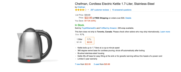 Chefman Cordless Electric Kettle 1.7-Liter Stainless-Steel-sale-02
