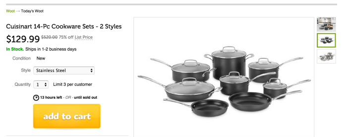 Cuisinart Classic Non-Stick Hard Anodized 14-Piece Cookware Set-sale-02