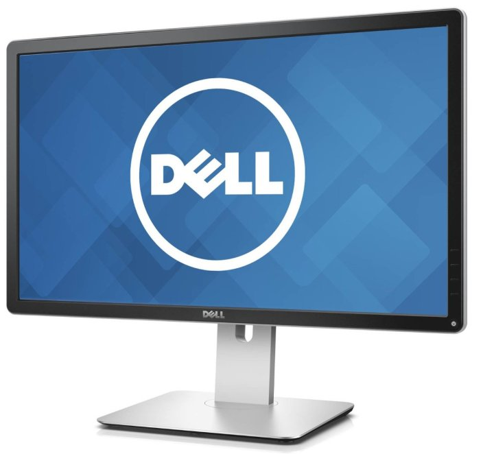 Dell Computer Ultra HD 4K Monitor P2415Q 24-Inch Screen LED-Lit Monitor