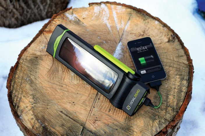 Goal Zero Portable Torch 250 with Power Hub and Emergency Light with Solar and Hand Crank-sale-01
