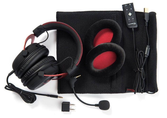 HyperX Cloud II Headset-gaming-new-08