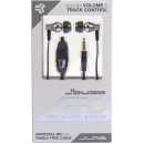 JLab Premium Metal Earbuds