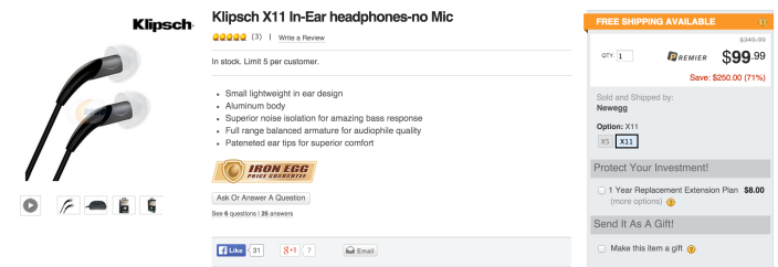 Klipsch X11 headphones-sale-02
