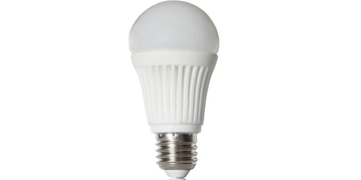 LED lightbulbs from IKEA