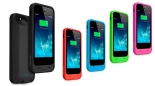 Merkury Energy Jacket Apple-Certified Dual-Protection Battery Case for iPhone 5:5s