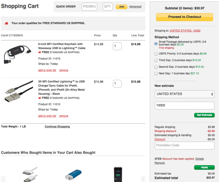 monoprice-lightning-cable-coupon-deals