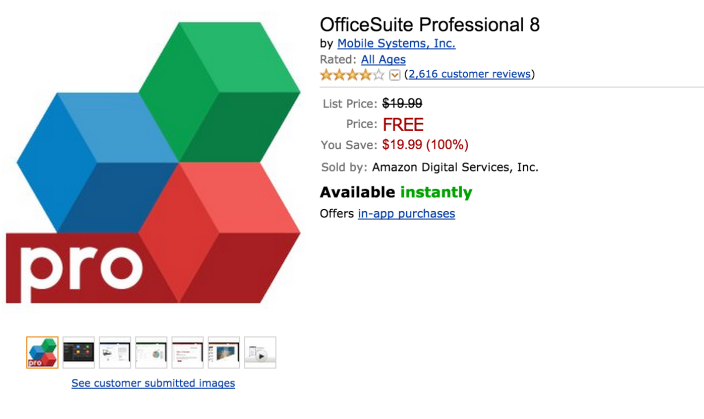 Officesuite Pro-Android-01