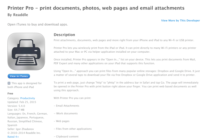 Printer Pro-free-sale-iOS-04